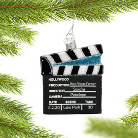 Personalized Director's Board Christmas Ornament