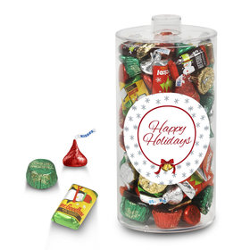 Hershey's Happy Holidays Canister