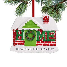 Personalized Home Christmas Christmas Ornament