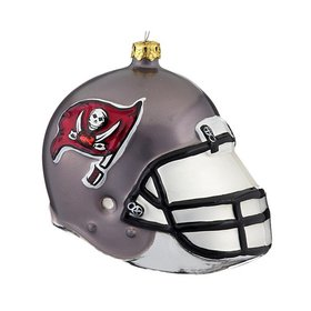 Tampa Bay Buccaneers Football Helmet Christmas Ornament