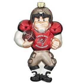 Tampa Bay Buccaneers Football Player Christmas Ornament