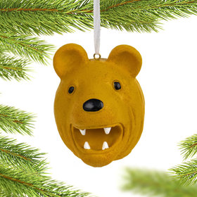Personalized Penn State License Plate Christmas Ornament