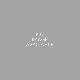 Personalized Holiday Message Ceramic Santa Christmas Ornament